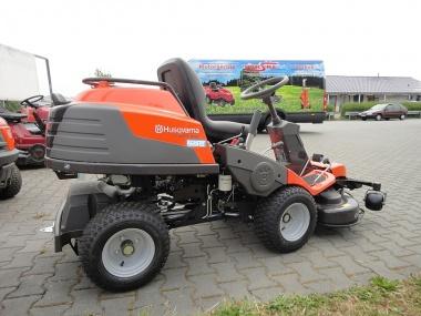 Husqvarna Rider R 418 Ts AWD mit 94 cm Mähdeck