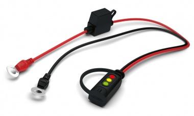 Husqvarna Batterie Indikator Statusanzeige
