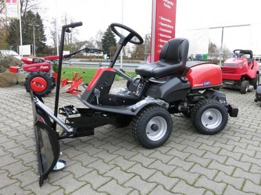 Jonsered Rider FR 2218 FA mit Winterausrüstung