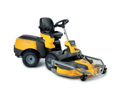 STIGA Park 340 IX, 4WD, Frontmäher, Grundmaschine ohne Mähwerk