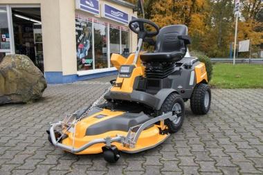 STIGA Park Pro 740 IOX, Allrad, Servolenkung, Frontmäher