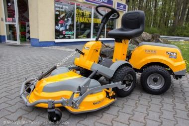 "STIGA Park Compact 340 MX, 4WD ""ALLRAD"" mit 100 cm Mulchmähwerk"