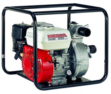 Honda Hochdruckpumpe WH 20 EFX mit Rahmen