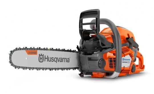 Husqvarna Motorsäge 545 G Mark II mit Griffheizung