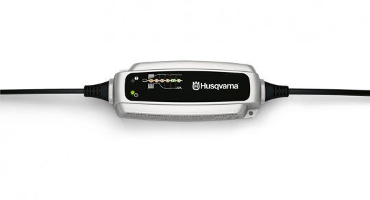 Husqvarna BC 0.8 Batterie-Ladegerät