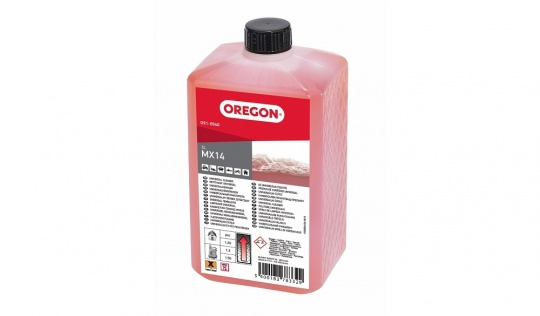 Oregon Reiniger MX 14 1L Flasche