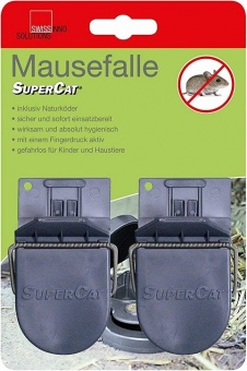 SuperCat Mausefalle