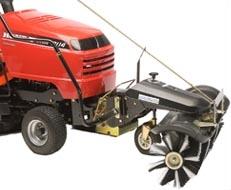 Tielbürger tk 520 Anbau- Kehrmaschine, ohne Kehrgutbehälter