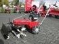 Tielbürger Kehrmaschine TK17 mit Honda-Motor und Winterausrüstung