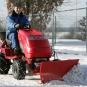 Echo Trak Winterdienst-Traktor mit Allradantrieb A-418 KAWA-4WD