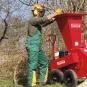 Erco Holzhäcksler GHX-CH1900 Zapfwelle oder Benzin