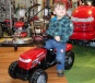 HONDA Kinder Trettraktor, Rolly Toys