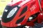 Tym Traktor T353 Hydrostat mit Kabine