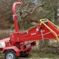 Erco Holzhäcksler GHX-CH2500, Benzin, Zapfwelle