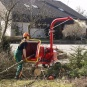 Erco Holzhäcksler GHX-CH2300ZAPF, Häcksler mit Zapfwellen Antrieb