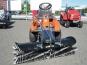 Tielbürger tk 522 Anbau Kehrmaschine für Frontmäher