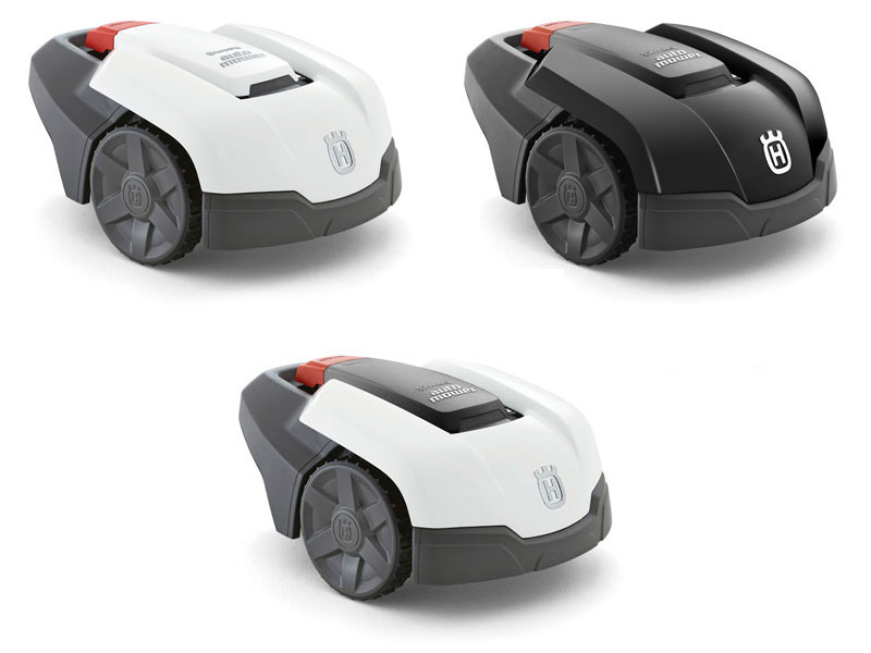 husqvarna automower 105 m hroboter rasenroboter automower robomow m hroboter robom her. Black Bedroom Furniture Sets. Home Design Ideas