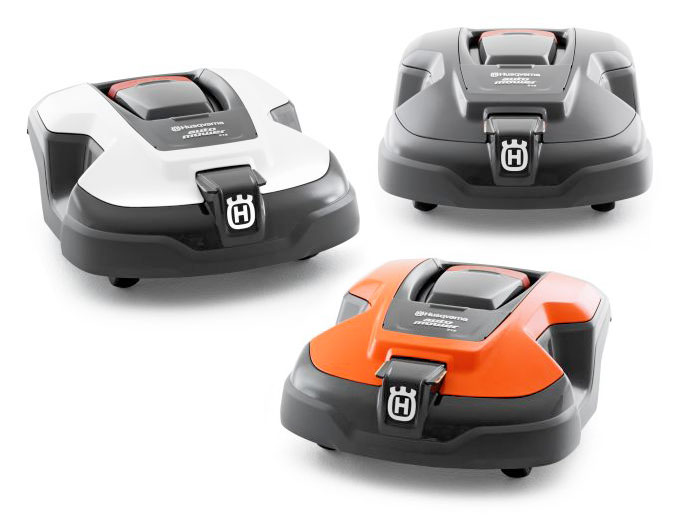 husqvarna automower 310 m hroboter husqvarna automower kaufen g nstig online kaufen. Black Bedroom Furniture Sets. Home Design Ideas