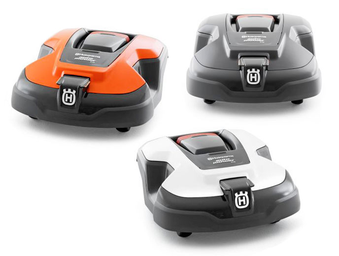 husqvarna automower 315 m hroboter husqvarna automower kaufen g nstig online kaufen. Black Bedroom Furniture Sets. Home Design Ideas