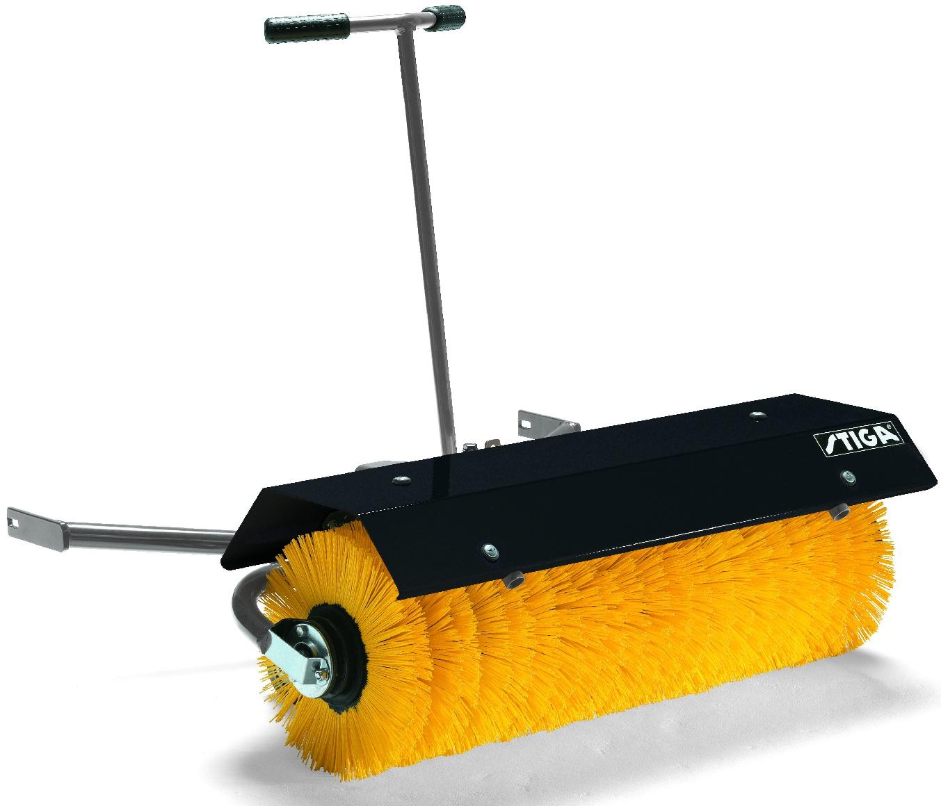 stiga frontkehrmaschine für park 120/220 | günstig online kaufen