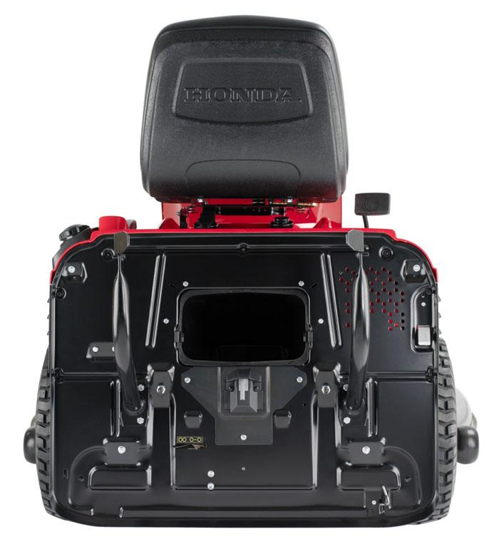 Honda Rasentraktor HF 2417 HB , Rasentraktoren und Aufsitzmäher mit Heckauswurf kaufen   günstig ...