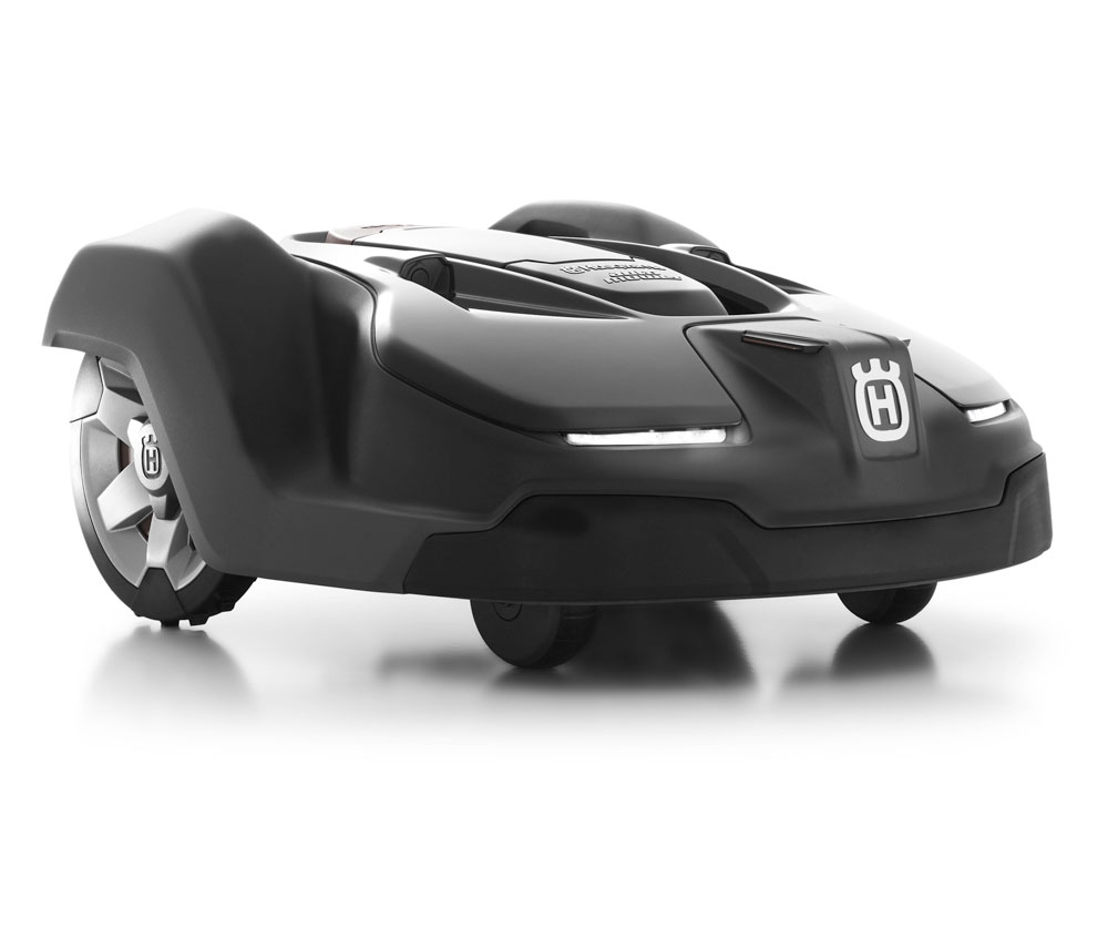 husqvarna automower 450x rasenroboter automower robomow m hroboter robom her g nstig. Black Bedroom Furniture Sets. Home Design Ideas