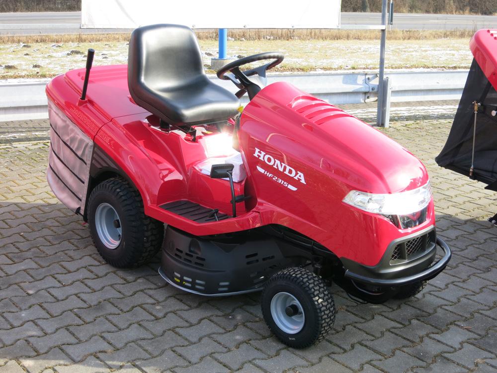 Honda Rasentraktor HF 2315 HM Aktion , Rasentraktoren und ...