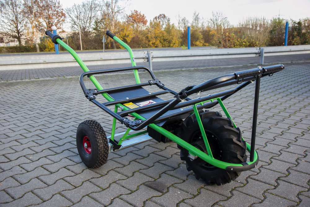 motokarre schweizer karre elektrische schubkarre g nstig online kaufen. Black Bedroom Furniture Sets. Home Design Ideas