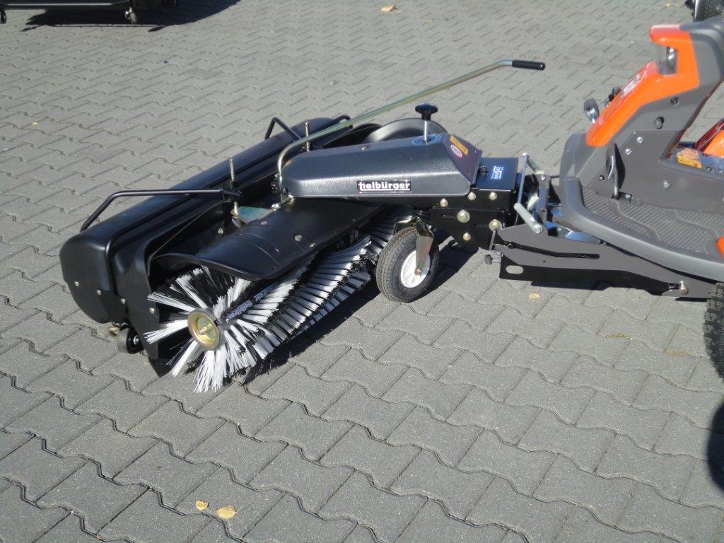 Lieblings Tielbürger tk 522 Anbau Kehrmaschine für Frontmäher | günstig @CQ_03