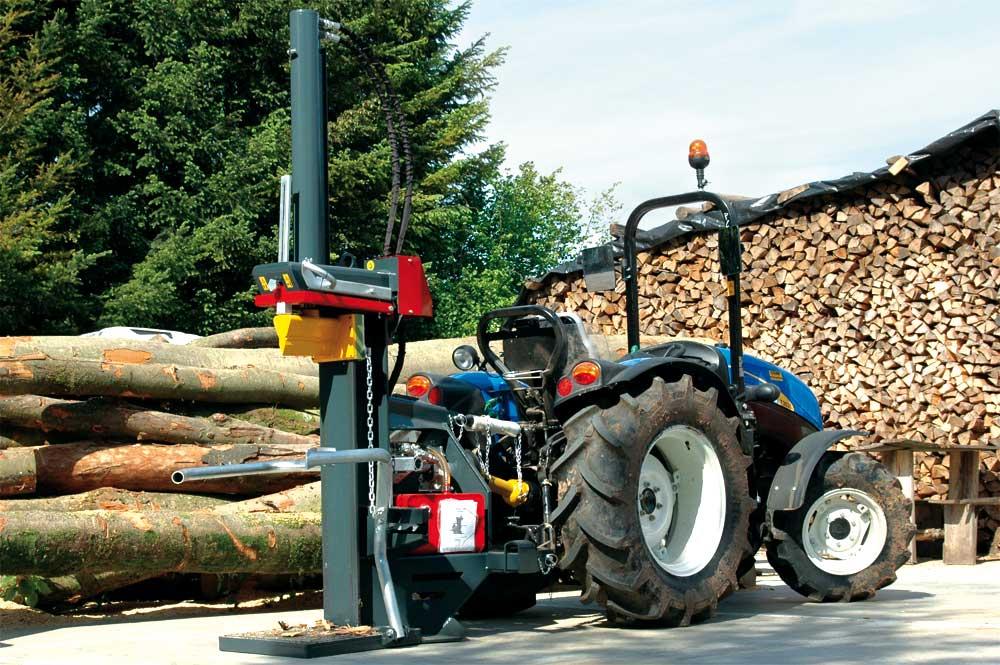 Lieblings Juwel Lang-Holzspalter WL Titanium 21Z, Stammheber, Fangarm @GA_38