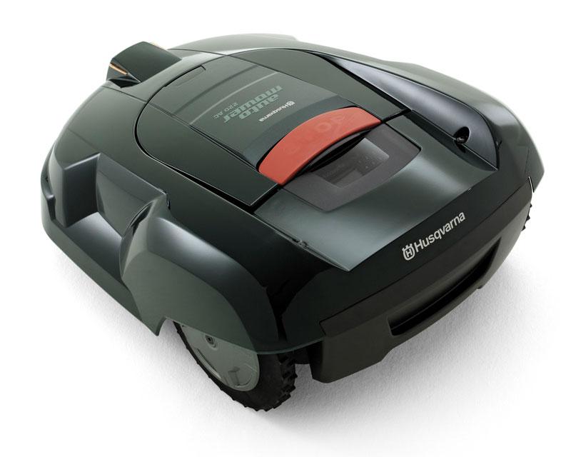 husqvarna automower 220 ac gr n neu modell 2014 g nstig online kaufen. Black Bedroom Furniture Sets. Home Design Ideas