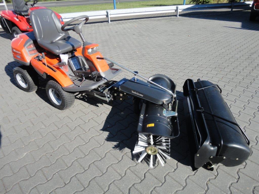Tielb 252 Rger Tk 522 Anbau Kehrmaschine F 252 R Frontm 228 Her