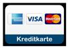 Zahlung per Kreditkarte über PayPal